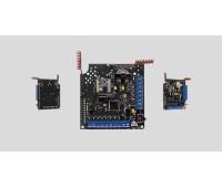 ocBridge Plus модуль-приймач для підключення датчиків Ajax до дротових і гібридних систем безпеки