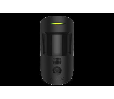 MotionCam Ajax датчик руху з фотокамерою для верифікації тривог