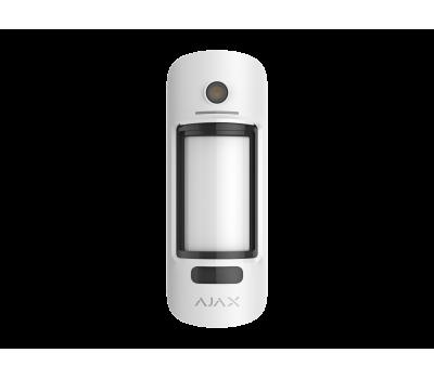 MotionCam Outdoor Ajax бездротовий вуличний датчик руху з фотокамерою для верифікації тривог