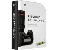 Hetman FAT Recovery™ програма для відновлення даних з карти пам'яті