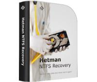 Hetman NTFS Recovery™ - відновлення даних NTFS розділу після форматування, видалення