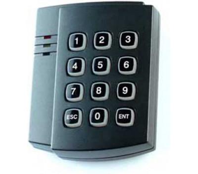 RFID зчитувач 125 kHz. Модель Matrix IV EH Keys