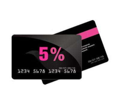 Програма для обліку бонусів і бонусних карток